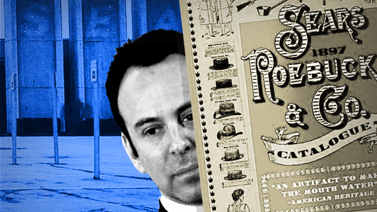 Sears CEO Was a Successful Investor Before the Chain's Woes Consumed Him