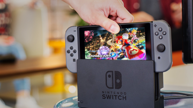 Nintendo's Switch Captures Top-Selling Console in September