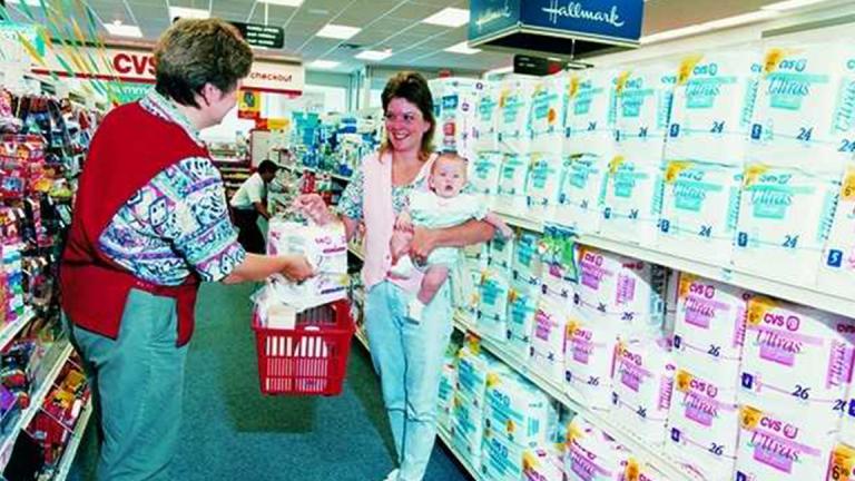 CVS Shares Bounce as Profit and Sales Beat Estimates