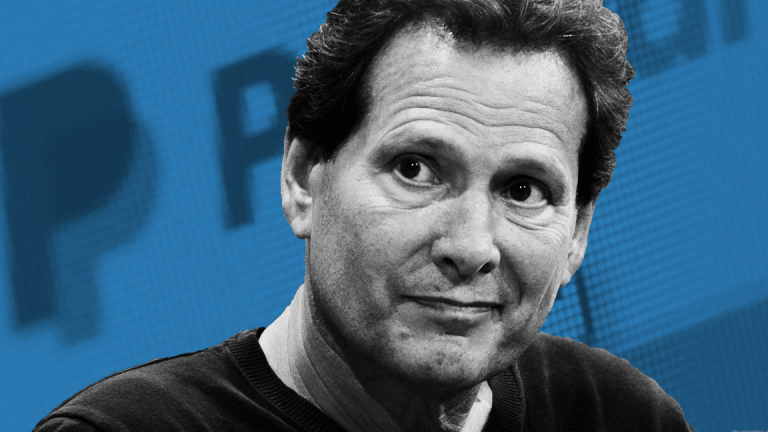 PayPal CEO Says Bitcoin 'Unsuitable' - Here's What He's Really Excited About