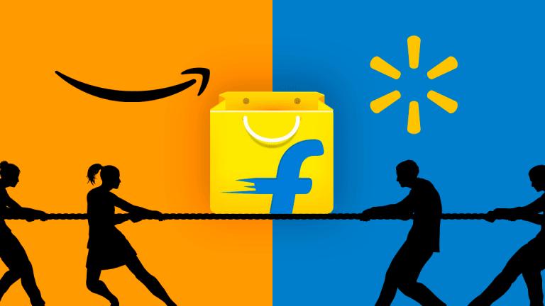Walmart's Massive Deal for India's Flipkart Is a $30 Billion Stroke of Genius
