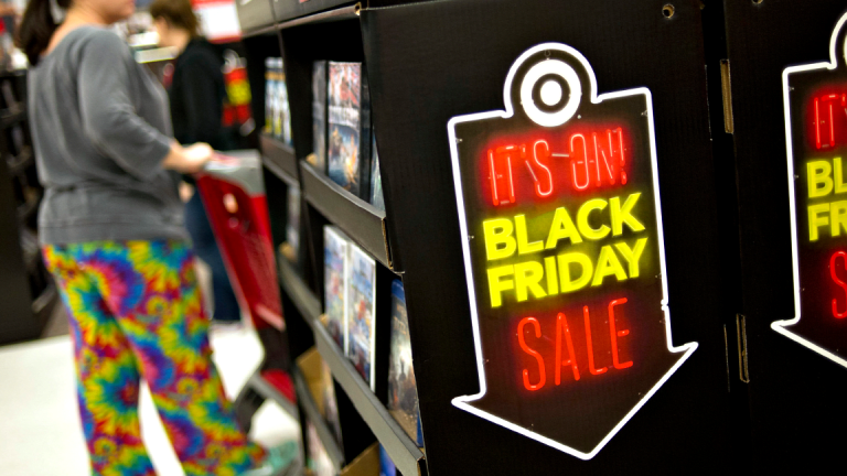 Black Friday: 164 Million Expected to Hit U.S. Stores This Weekend Seeking Deals