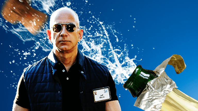 Jeff Bezos Is Now Worth Only $100 Billion Thanks to Amazon Path of Destruction