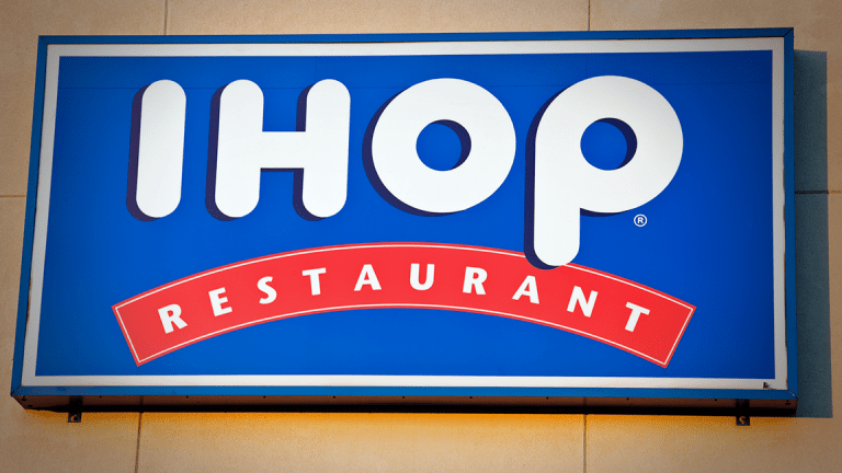 IHOP Is Changing Its Name After 60 Years to IHOb. Huh?
