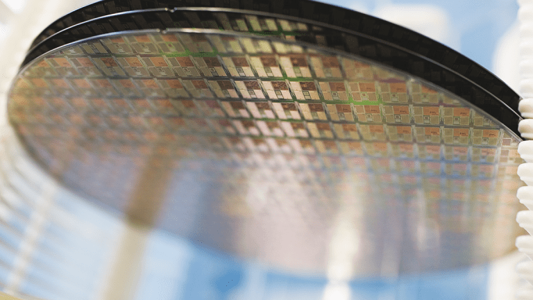 Semiconductor Stock Selloff Adds to Monday's Market Woes