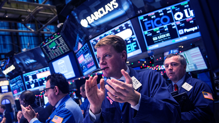Wall Street Futures Bump Higher on China GDP, Potential Apple Tax Law Boost