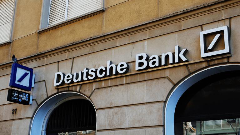 Deutsche Bank Confirms Massive Job Cuts as New CEO Christian Sewing Plants Flag