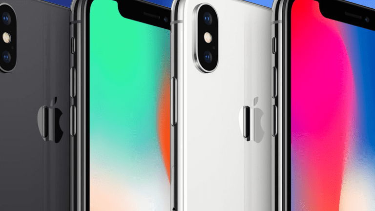 Apple Shares Jump as iPhone X Already Appears to Be a 'Stellar Success'