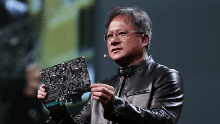 Why Nvidia's CEO Jensen Huang Deserves the Title 'Businessperson of the Year'