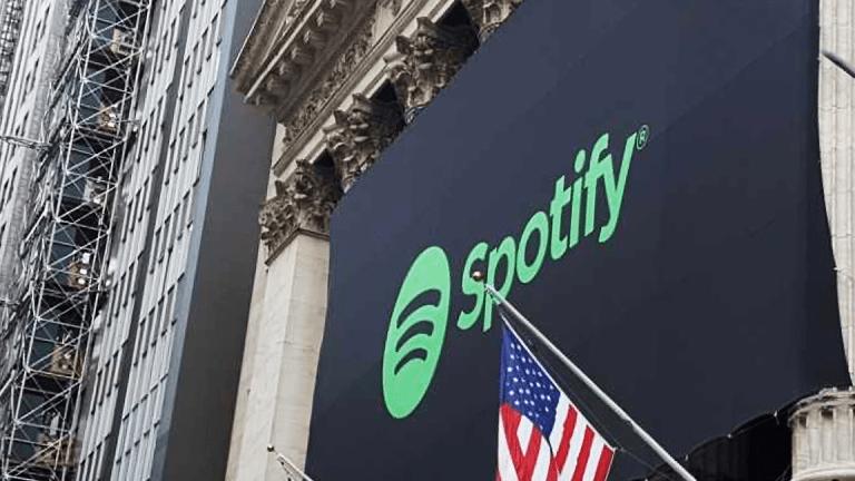 Spotify Finally Starts Trading on NYSE, Closes at $149.60