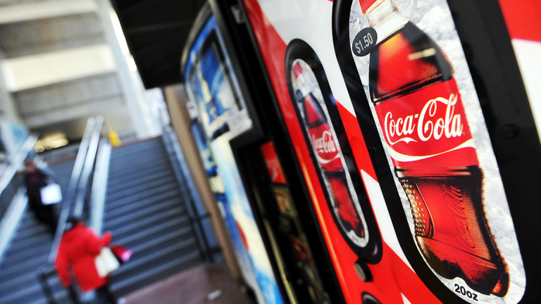 Coca-Cola's 'Thoughtful' Turnaround Earns It an Upgrade at Barclays