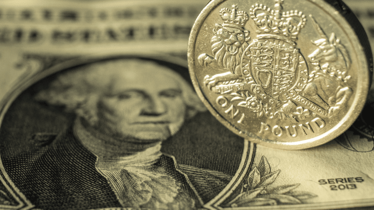 UK Pound Hits Post Brexit-Vote High Against the Dollar on 'Soft Brexit' Optimism