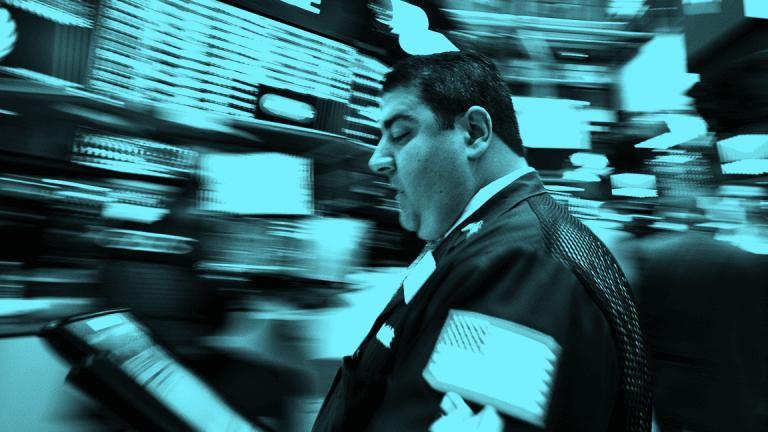 Stocks Trade Mixed, Nasdaq Hits Record as Netflix Soars