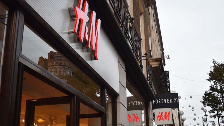 The H&M Fast-Fashion Empire Is Crumbling