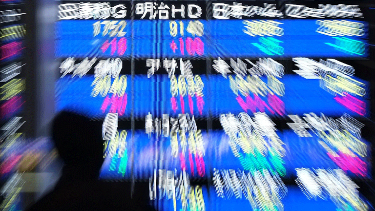 Asia Markets, U.S. Stock Futures Show Resilience