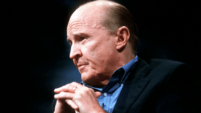 How to Build a Winning Company Like Former General Electric CEO Jack Welch