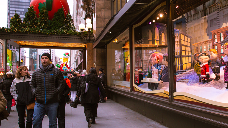 Nearly 70% of Americans Plan to Shop From Thanksgiving Day Through Cyber Monday