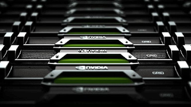 Nvidia CEO's Bearish Crypto Comments Throw Chip Stocks into Focus Friday