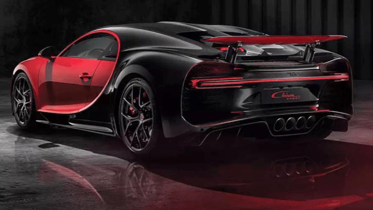 SUVs, $3 Million Bugatti Among Stars at New York Auto Show