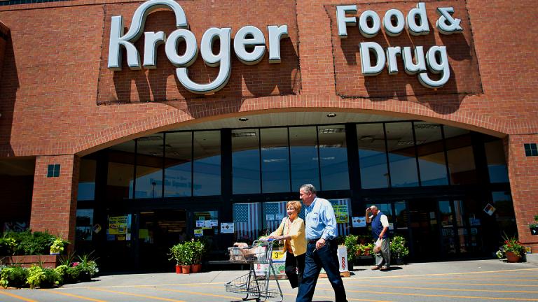 Kroger Rises Despite Third-Quarter Same-Store Sales Disappointment