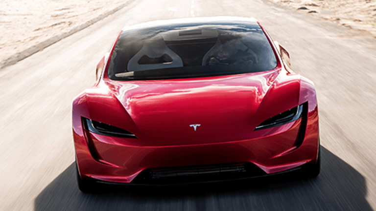 Sorry Ferrari, but Tesla's New $250,000 Roadster Just Changed the Supercar Game