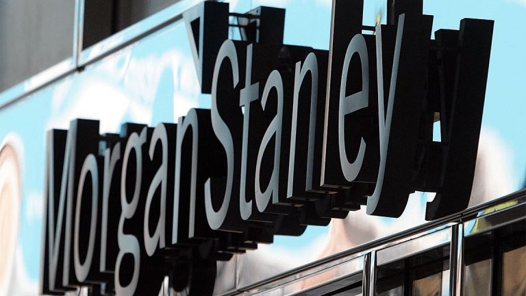 Morgan Stanley Profit Surges 19% on Tax Cuts, Trading Fee Increase
