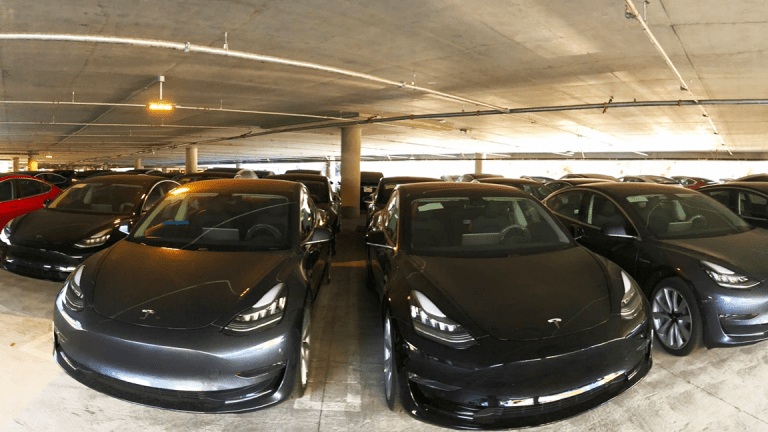 Tesla Model 3 Outsells BMW, Mercedes Equivalents in California