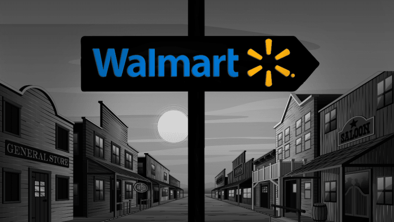 Walmart Just Changed Its Name in Latest Sign of War With Amazon