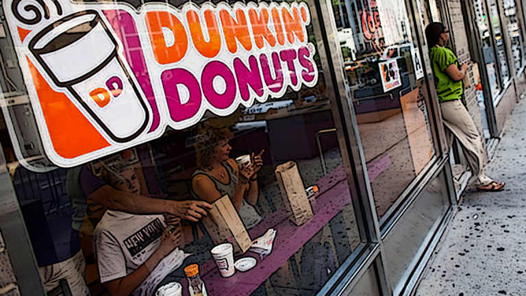 Dunkin' Debuts Store of the Future and It Doesn't Have 'Donuts' on Storefront