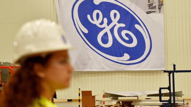 GE Shares Plunge After $6.2 Billion Earnings Hit Linked to Finance Unit
