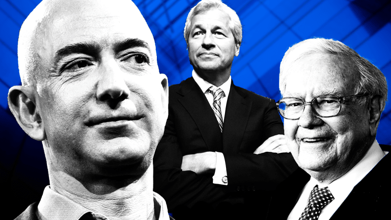 Bezos, Buffett and Dimon Bring the Amazon Effect to Healthcare