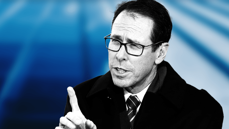 Here's Randall Stephenson's Vision for a Combined AT&T-Time Warner