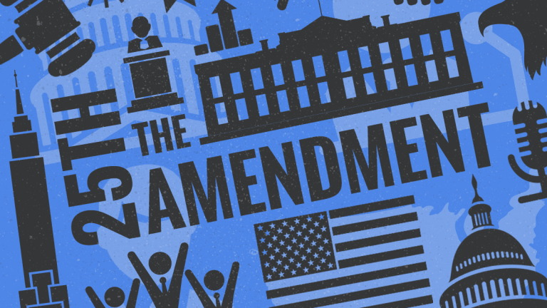 What Is the 25th Amendment? Meaning, History and President Trump