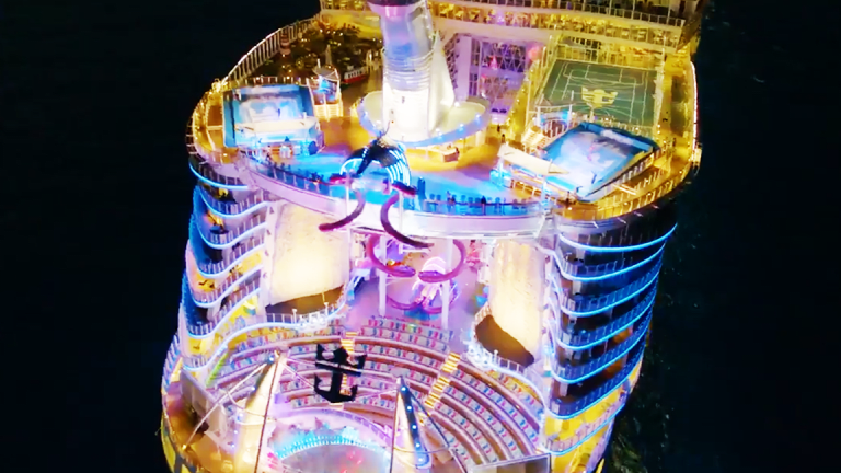 Royal Caribbean, Carnival, Microsoft: 'Mad Money' Lightning Round