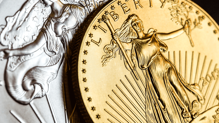 It's a Bitcoin vs. Gold Smackdown: Cramer Goes 'Off the Charts'
