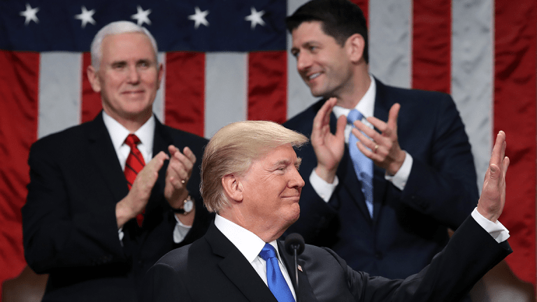 4 Big Takeaways From President Trump's Speech That Investors Need to Know About