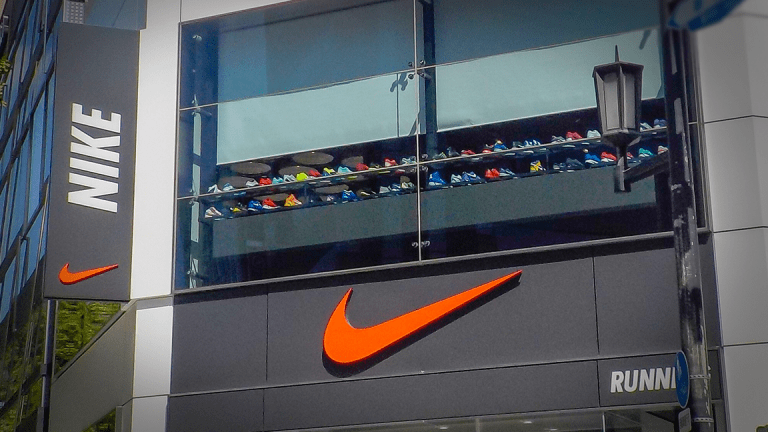 Nike Is a Giant Battleship Ready to Unleash Major Firepower