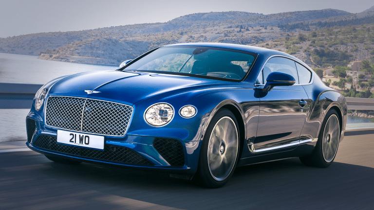 Bentley's $245,000 Flying Spur Is Over-the-Top Luxury