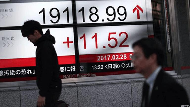 Bulls Score Big on Japan's Rise