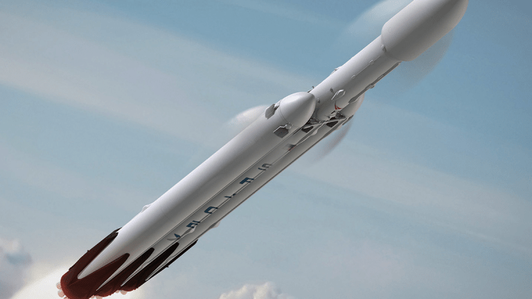 SpaceX May Have Lost a Secret U.S. Spy Satellite