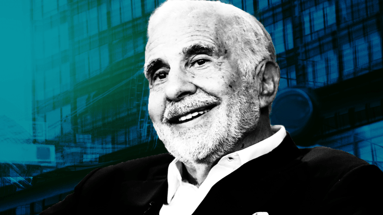 Newell Brands Stock Rises After Carl Icahn Ups Stake