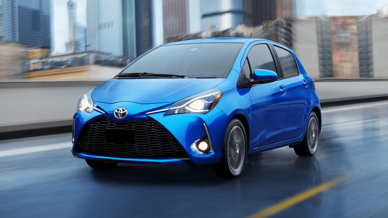 Toyota to Make an Electric Version of Every Car it Sells