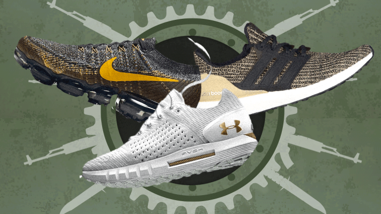 Is Under Armour Starting to Win the Sneaker Wars?
