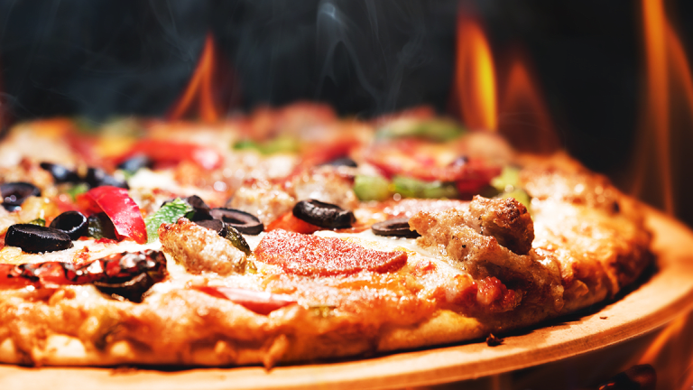 Shares of One of the World's Largest Pizza Chain's Sizzle After Founder Exits