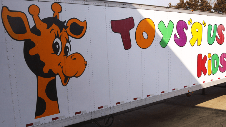 Toys R Us Is Prepping Liquidation Plan, Reports Say