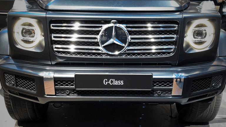 The New 2019 Mercedes-Benz G-Class Is Mind-Blowing