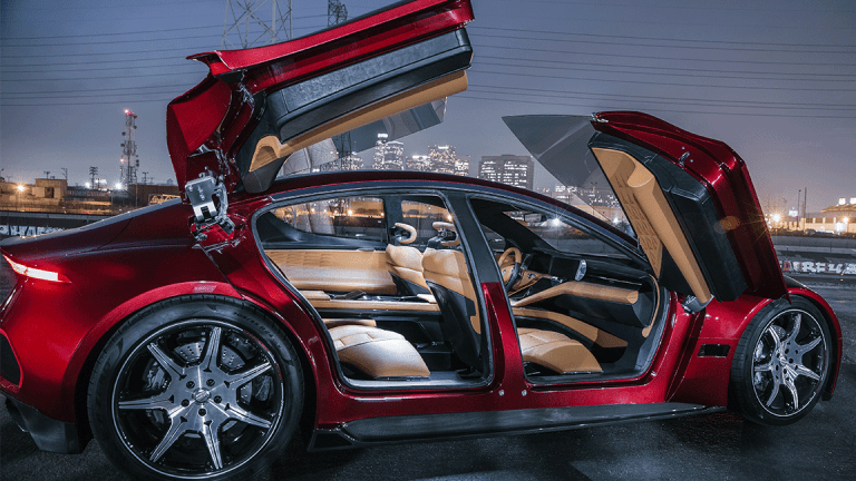 Fisker CEO Makes Bold Promises About His Firm's Battery Tech and Auto Ambitions