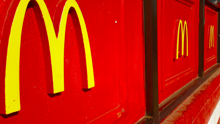 McDonald's Is a Buy on Weakness to Its 200-Day Simple Moving Average