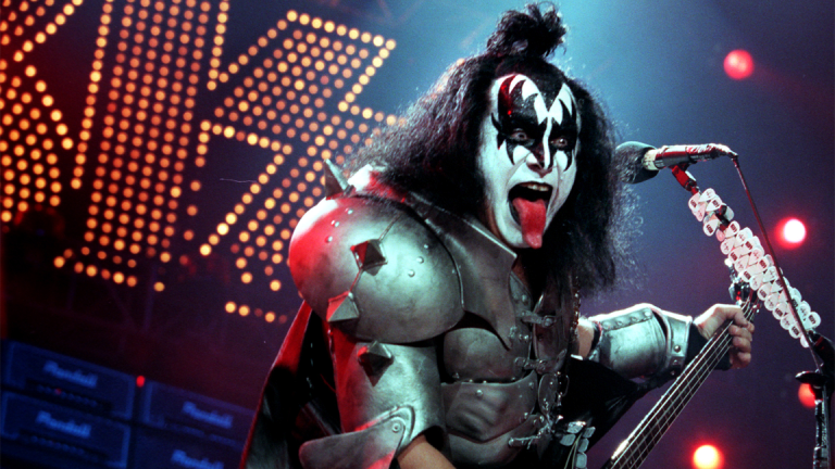 Kiss Legend Gene Simmons: Here Comes Dow 30,000