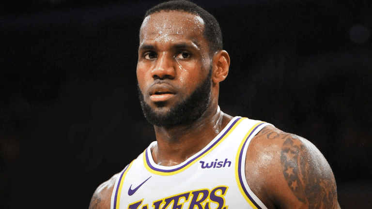 What Is LeBron James' Net Worth?